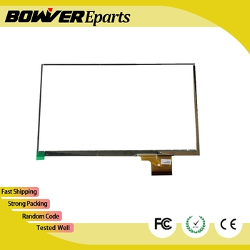 A + 7 inç Tablet PC Dokunmatik Cam panel Dokunmatik Ekran Digitizer yedek 070239-01A-V1